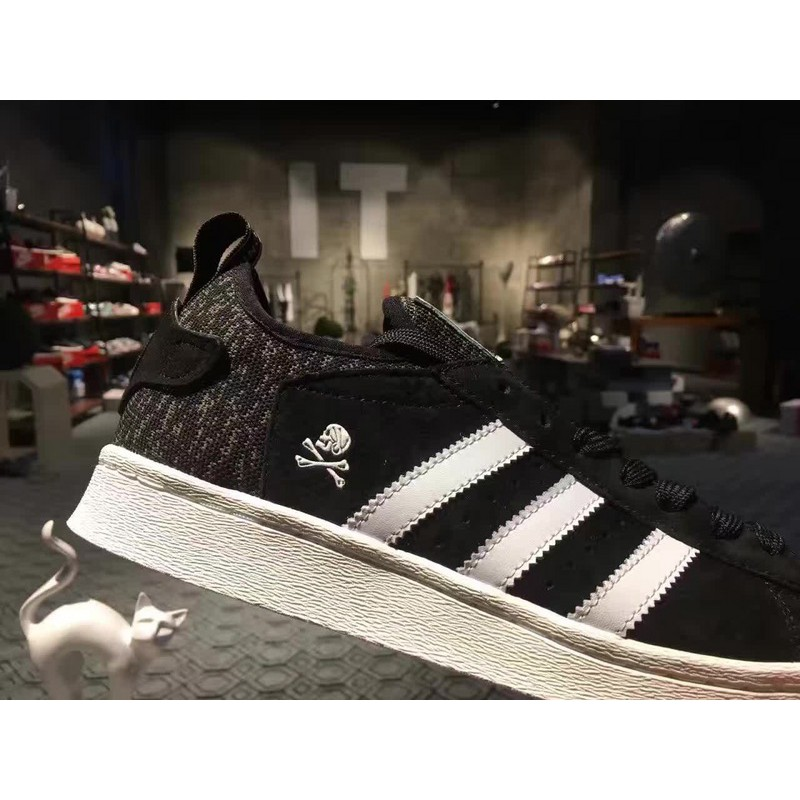 794c7fd28464 BAPE x NEIGHBORHOOD x adidas Originals Superstar BOOST - Price in Singapore