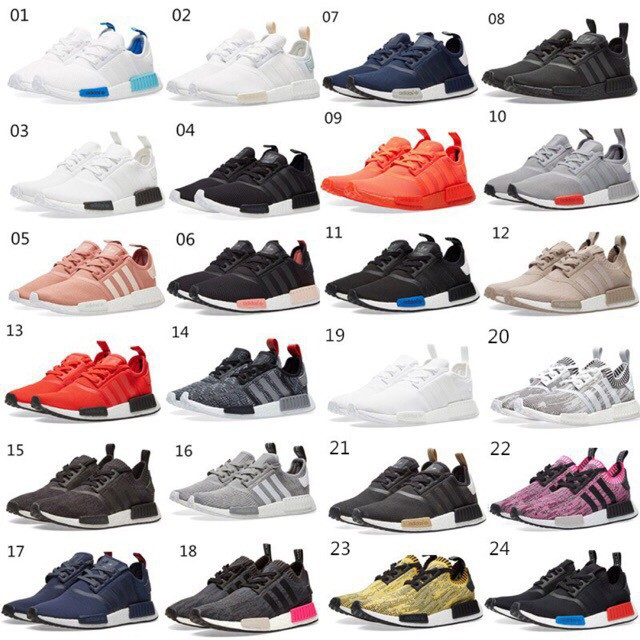 best sneakers cfb97 c0fc8 HX*Discount Original Adidas NMD R2 PK