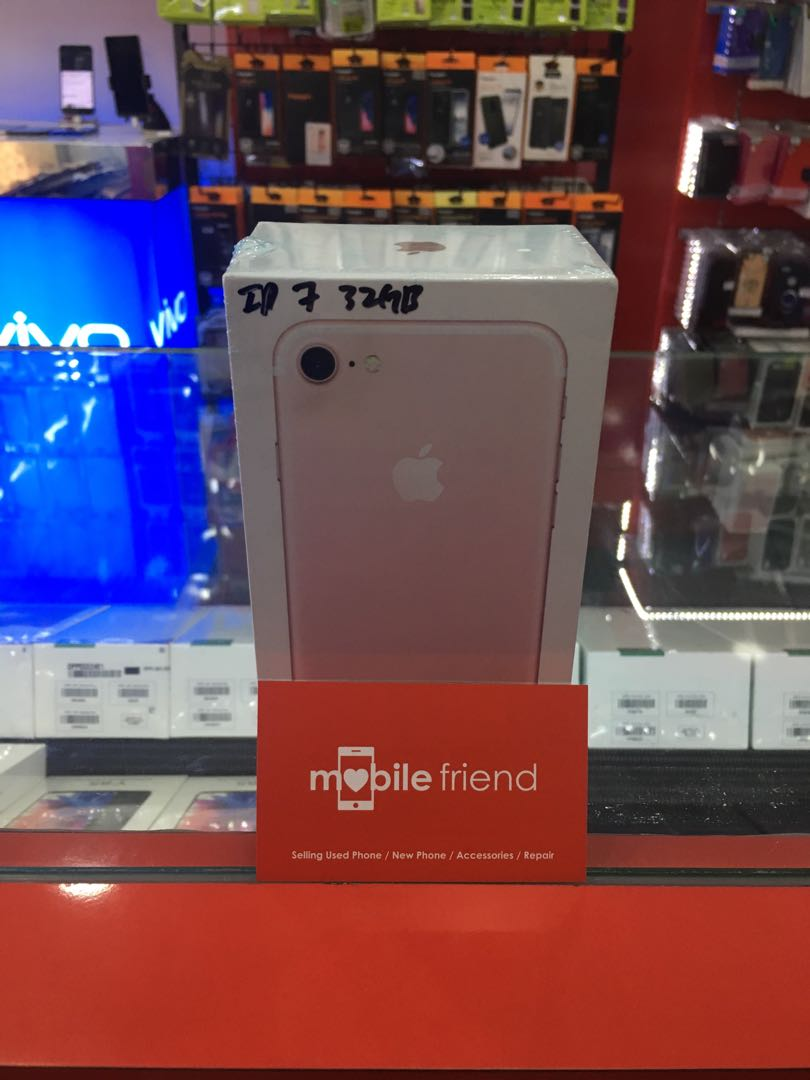 Iphone 7 32gb - Price in Singapore | Outlet sg