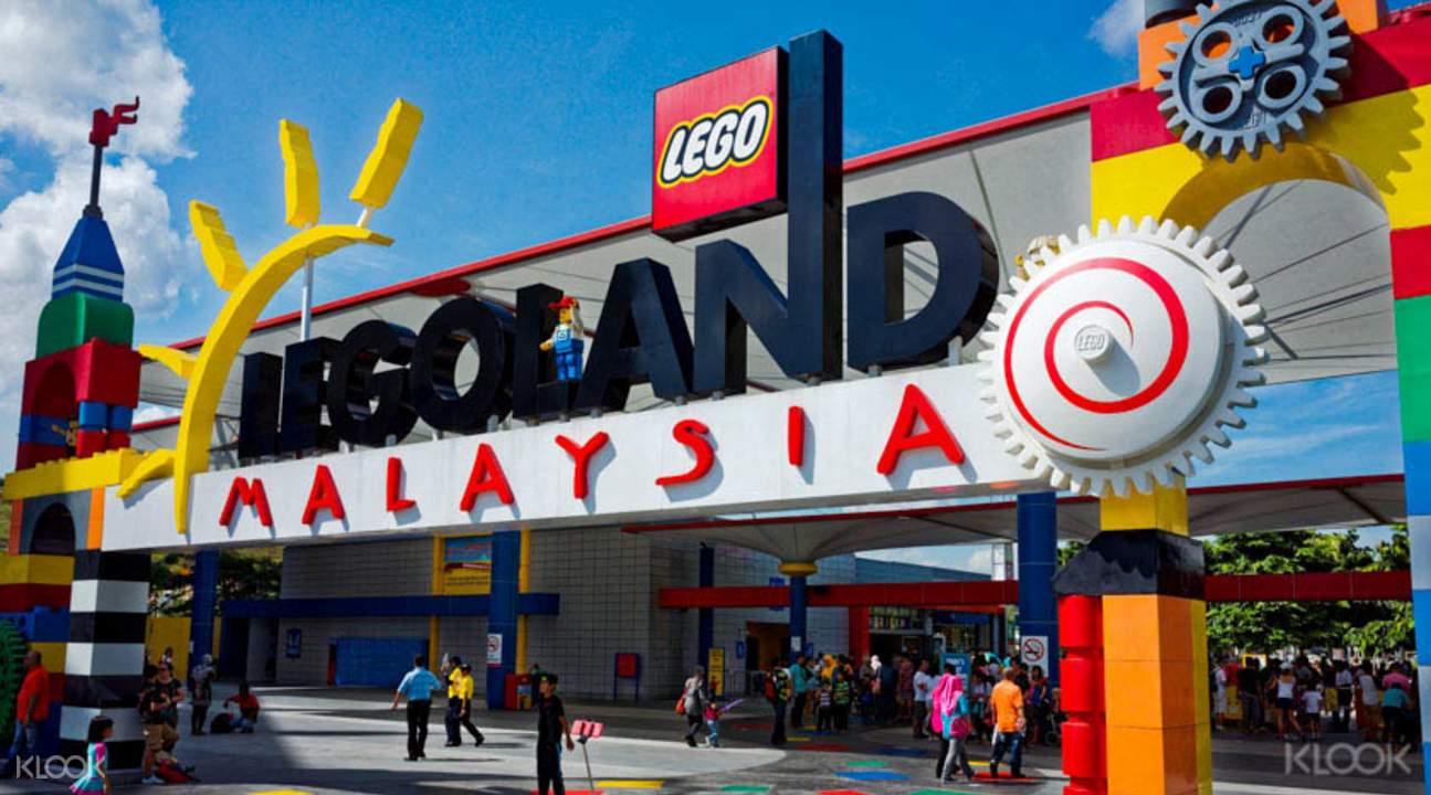 Legoland in Johor Bahru Admission Ticket - Price in ...