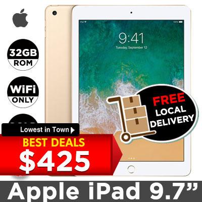 [2018 Version] Brand NEW Apple iPad 9 7inch 2018 // 32GB ROM // iOS 11