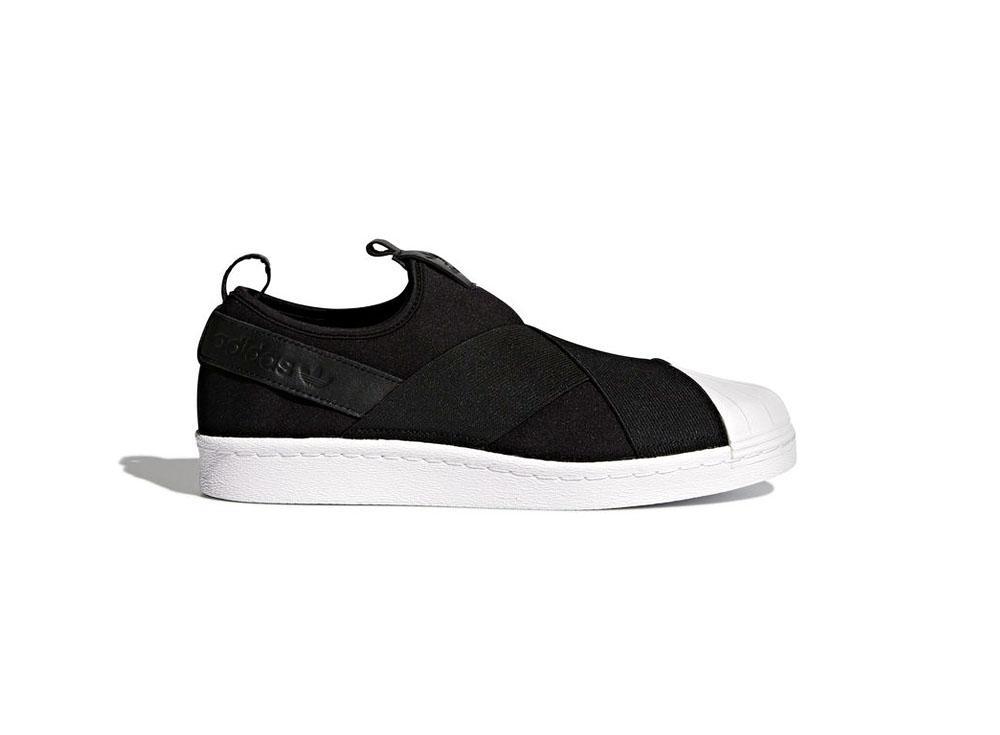 finest selection 631dc 980a2 Adidas Originals Superstar Slip On BZ0112