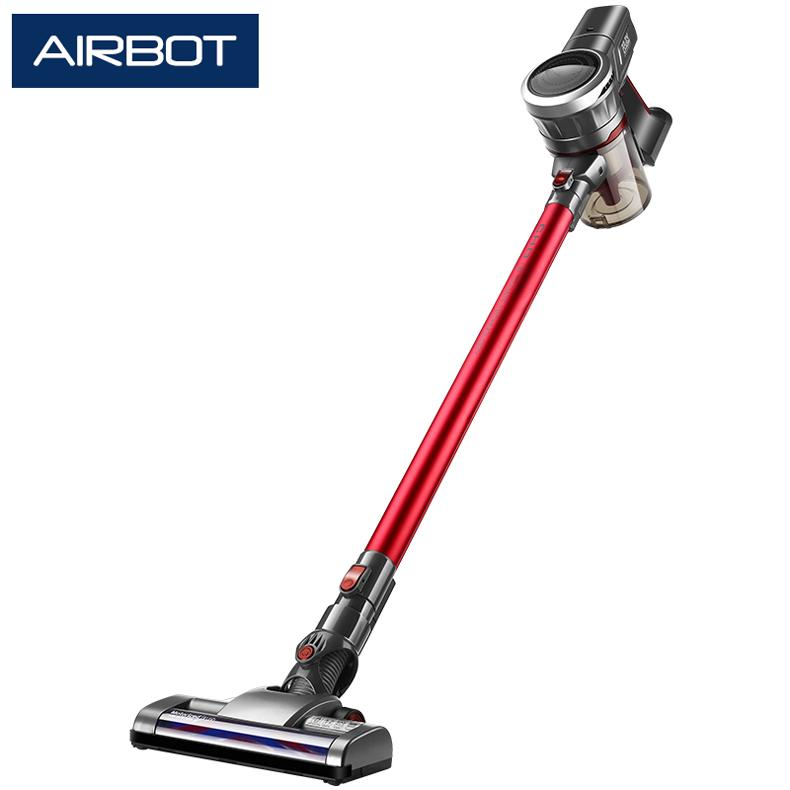 Airbot Supersonics Fluffy Cordless Vacuum Cleaner Dual Mode Handheld