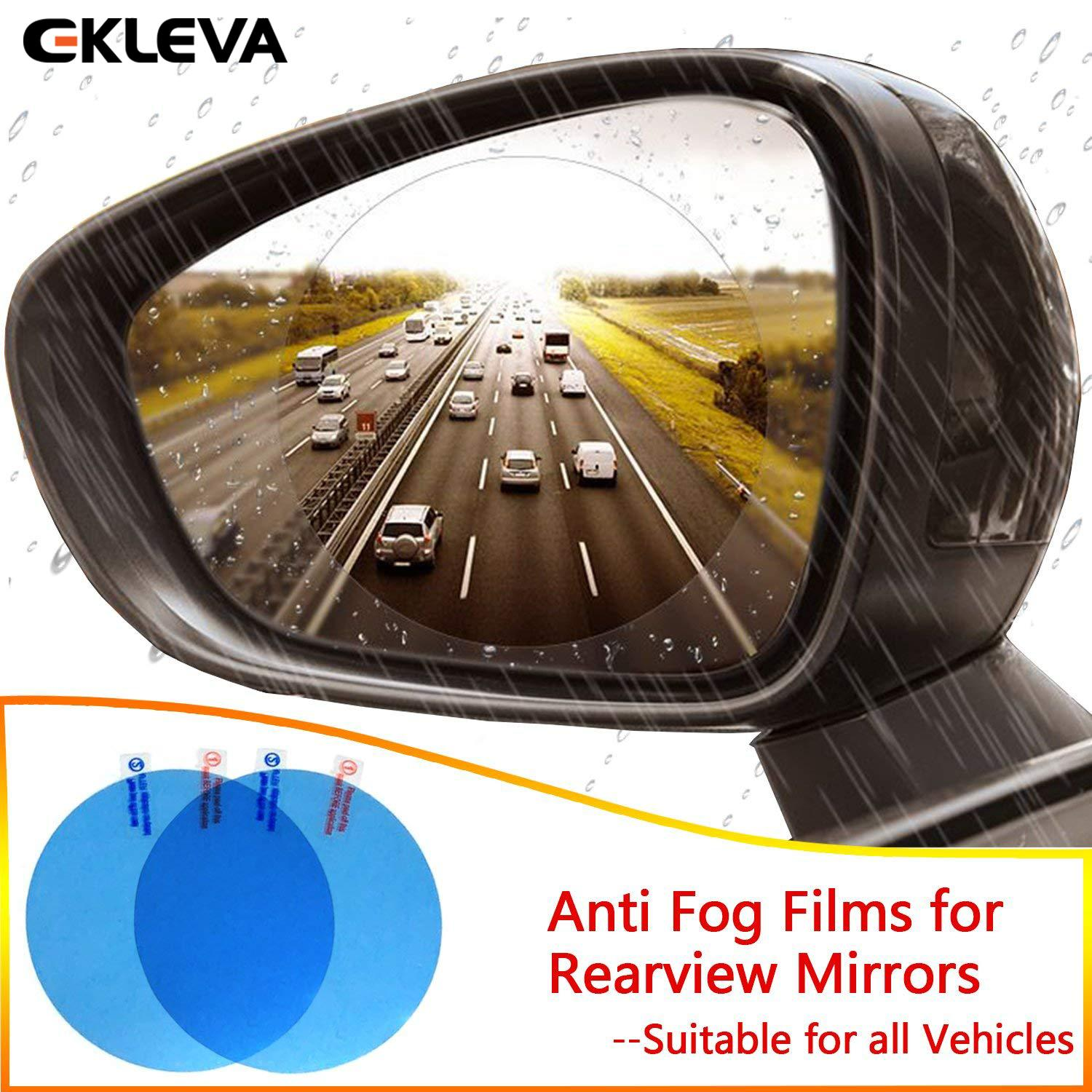 Car Rearview Mirror Protective Anti Fog Rainproof Film Anti Glare