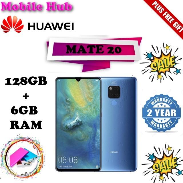 Huawei Mate 20 / 2 Years Warranty Huawei