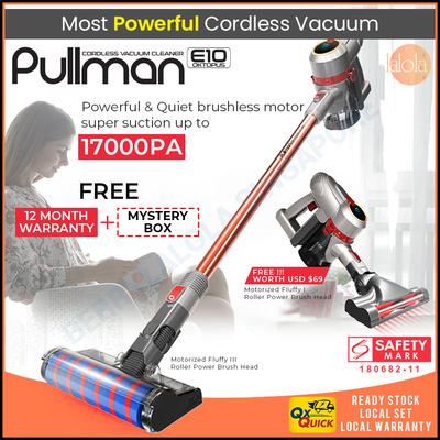 Pullman Oktopus E10 Cordless Vacuum Cleaner Handheld Stick
