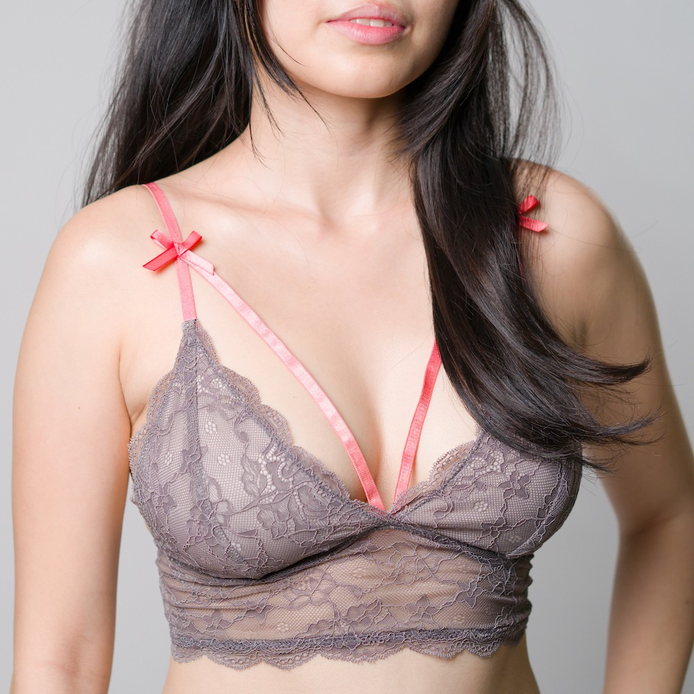 The Holly Strappy Bralette (OBClassic)
