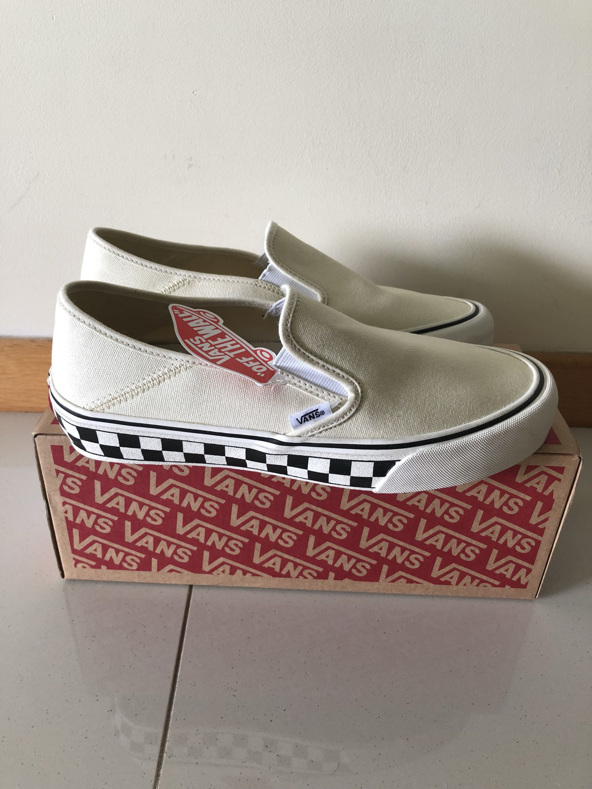 checkerboard vans for cheap