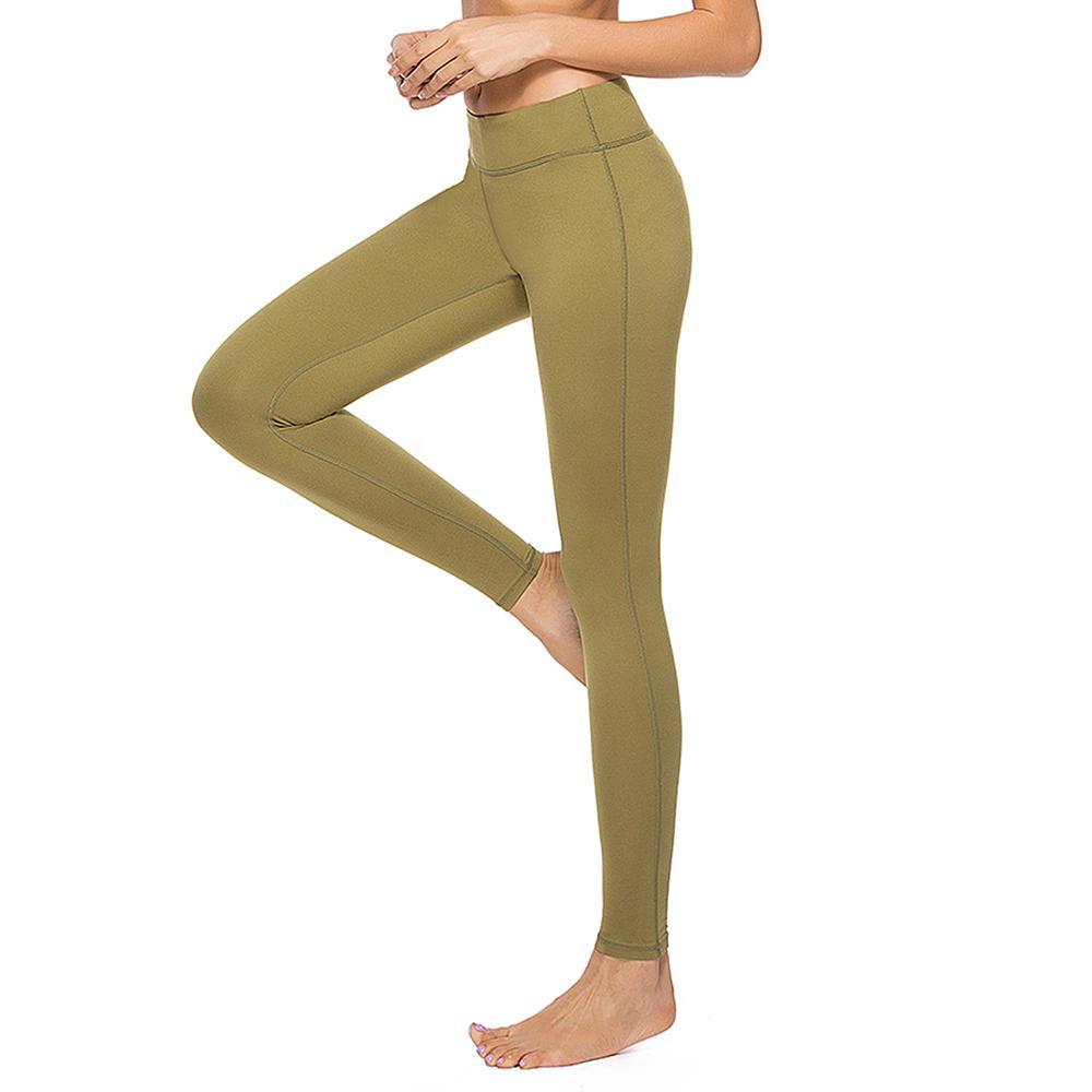 Women Quick Dry Gym Legging Yoga Pants (Green)