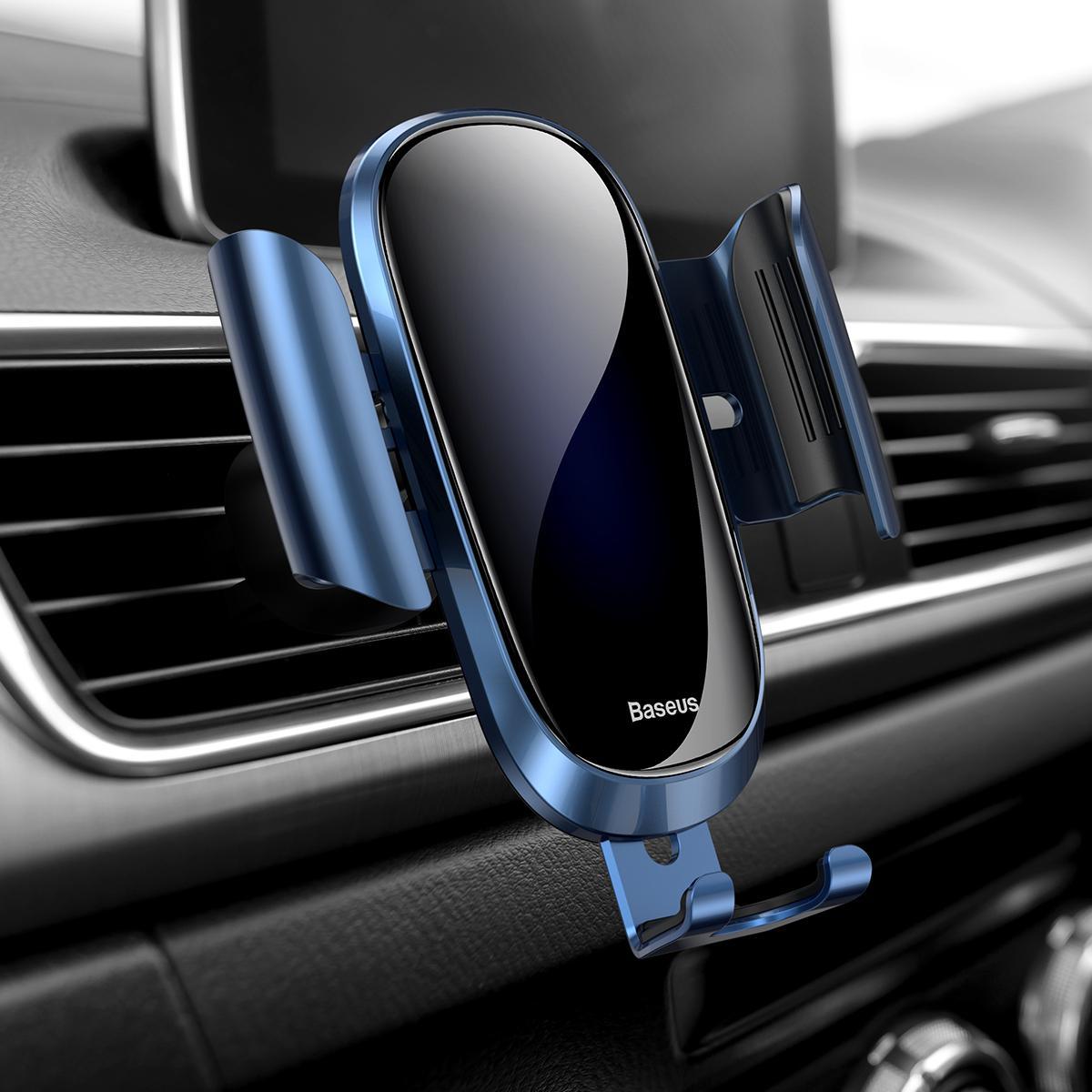 Baseus Future Gravity Car Mount Handphone Holder Iphone