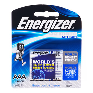 Energizer Lithium Battery - Ultimate (AAA) - Price in