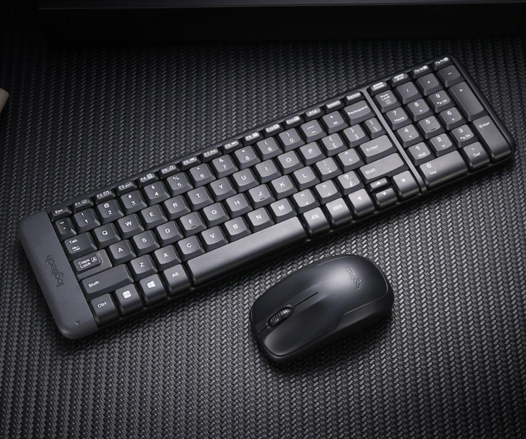 logitech mk220 wireless keyboard and mouse combo price in singapore. Black Bedroom Furniture Sets. Home Design Ideas