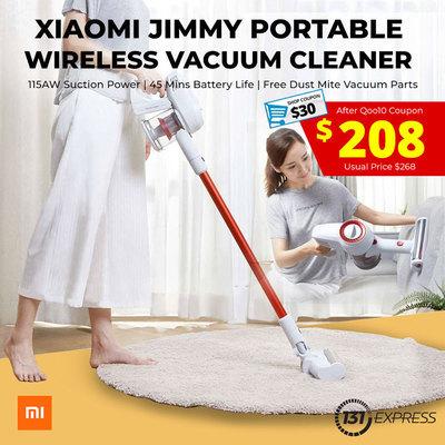 Xiaomi New Xiaomi Jimmy Dustmite Vacuum Cleaner Jv11