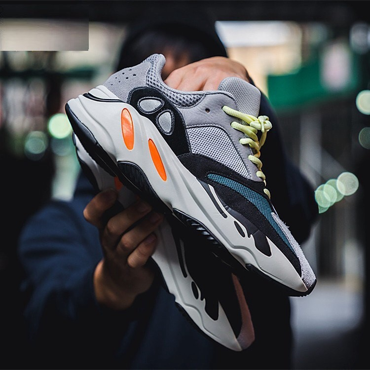 【Ready Stock】100%original Adidas Yeezy 700 Runner Boost Sport Shoes Running