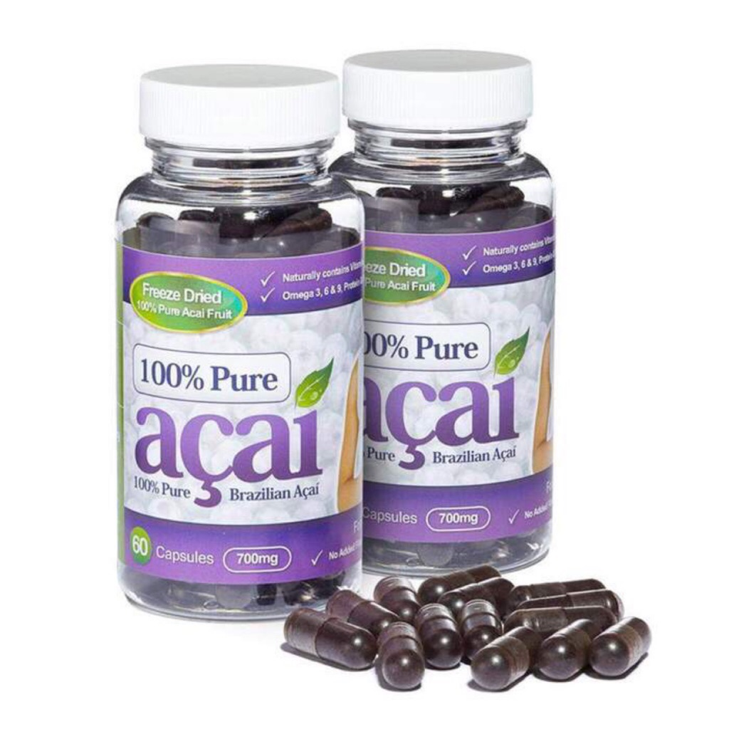 Evolution Slimming Acai Berry Pure Antiaging Antioxidants