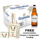 Hoegaarden White Beer 24 X 330ml