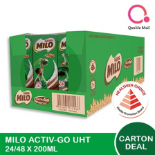 Nestle[NESTLÉ®] MILO® UHT Ready To Drink! 48 X 200ml