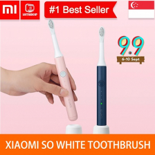 Xiaomi So White Soocas USB Rechargeable Sonic Electric Toothbrush IPX7 Waterproo